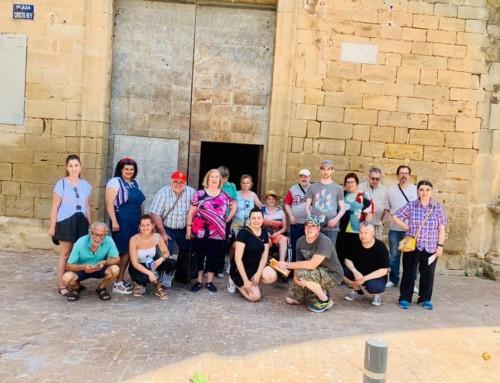 Visita a Maella y Fabara