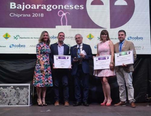 Asapme Bajo Aragón premio Bajoaragonés del año